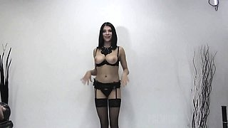 Elya swallows 56 huge mouthful cumshots