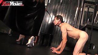 Austrian Mistress Disciplines A Man
