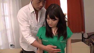 Incredible Japanese whore in Exotic Cunnilingus, JAV Uncensored JAV video