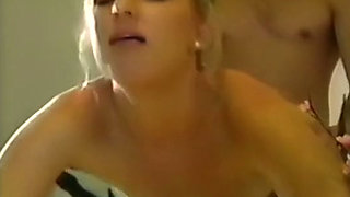 Exquisite and horny white girl fucked and jizzed in the office