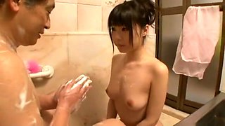 Hottest Japanese girl Tsubomi in Incredible Small Tits JAV video