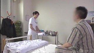 Exotic Japanese girl Akari Asakiri, Nachi Sakaki, Yuki Aoi in Amazing Nurse, Medical JAV video