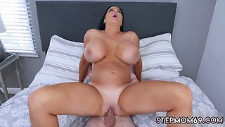 Big natural tits milf german first time Angry Milf Fucking Her Stepcompanions son Hard