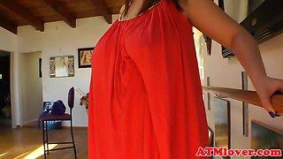 hugeass bbw shakes her booty