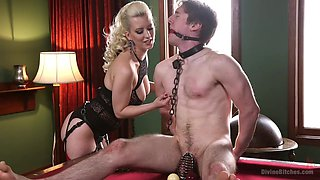 Cherry Torn & Dirk Wakefield in Personal House Slave Of Mistress Cherry Torn - DivineBitches