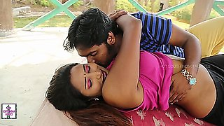 Yoga Teacher Hot Romance with Mallu Student