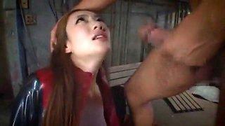 Horny Japanese chick Kaori Maeda in Crazy Rimming, Fetish JAV clip
