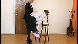 Tear and a caning