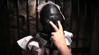rubber mask breathplay