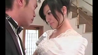 Beautiful Asian Bride Gets Fucked By The Best Man 17