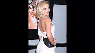 Margot Robbie Jerk Off Challenge 2016