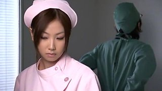 Crazy Japanese chick Mint Suzuki in Exotic Compilation, Nurse JAV movie