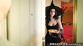 Brazzers - Real Wife Stories - Dick Or Treat scene starring Ariana Marie and Johnny Castle