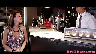 Glam euro assfucked and pussylicked