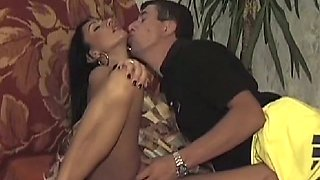 Indian slutty housewife gets her wet cunt rubbed tenderly in the evening