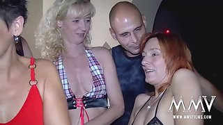 MMV FILMS Mature and Teen German swingers