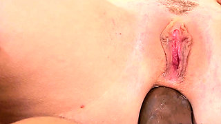 Trinity Post Hot Anal with a Monster BBC