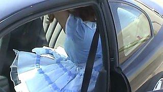 mistress jessica petticoat outdoors 2007