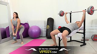 Vipissy - Naughty Gym Excercises