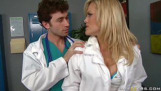James Deen is Dr. Seduction for Alexis Texas