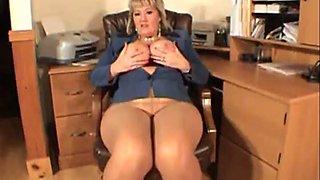 Pantyhose boss
