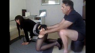 Anitaforyou blowjob and anal sex (fuck and fist)