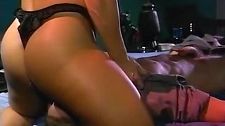 Crazy pornstar Nina Hartley in exotic big tits, big butt adult scene