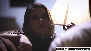 PURE TABOO Kristen Scott Blackmails Teacher and Teen Lover
