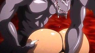 Makai Kishi Ingrid hentai anime #1 (2009)