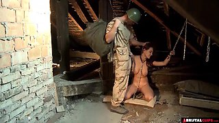 Chained Up Fucked And Humiliated