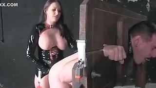 Crazy homemade Brunette, Big Tits sex movie