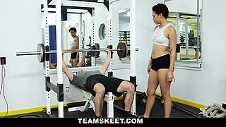 Amethyst Banks in Personal Sex Trainer - TheRealWorkout