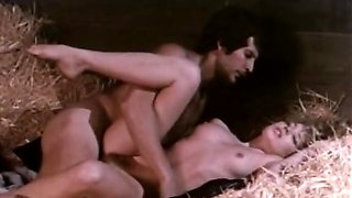 Shauna Grant, Debi Diamond, Ron Jeremy in classic porn clip