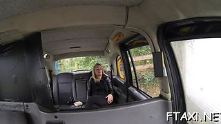 sex on-the-go only in fake taxi