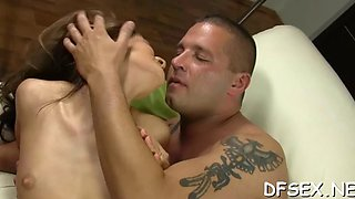 unforgettable defloration scene