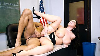 Brazzers - Big Tits at School - Parent Fuckin