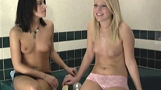 Hot Teenage Sisters Porn Interview Part 2