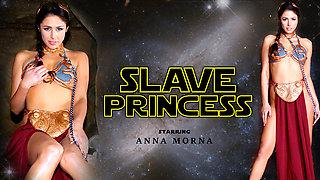 Anna Morna in Slave Princess - WankzVR