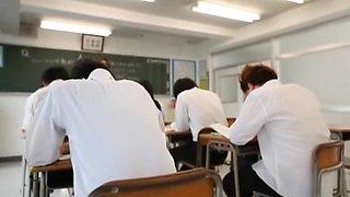 Teacher Banged At School