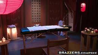 Brazzers - Hot And Mean -  Massage It Bitch s