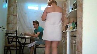 iuliana32 excellent maid caresses his capstone