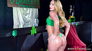 Brazzers - Aj Applegate gets a BBC in her ass