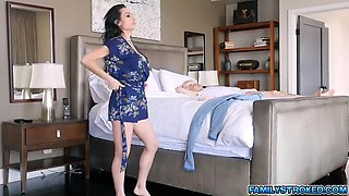 hot fucking action with sexy aunt portia harlow