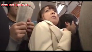 only japanese know how to fuck in a bus