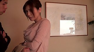 Yuna Shiina in Female Teacher Yuna part 2.1