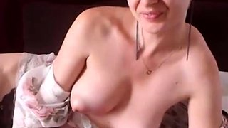 Sexy girl with hot nipples