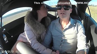 VickyLove car sex part2.