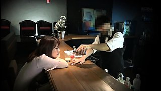 Sleeping Oriental babe has a horny guy drilling her snatch