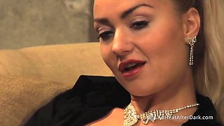 Mistress And Handmaiden:She Can't Keep Hands of Her Pussy