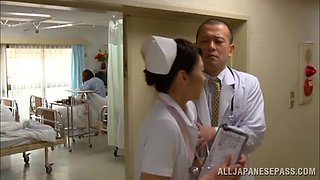 Horny Doc & Nurse in Asian Hospital
